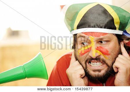 Problem with vuvuzela