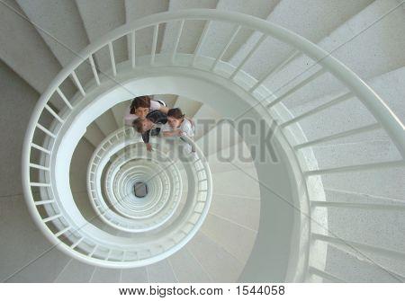 Una familia espiral