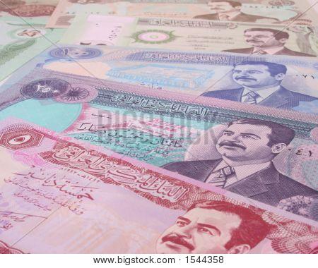 Geld aus dem Irak