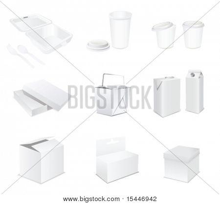 blank vector sets