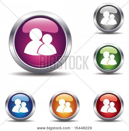 chatting button