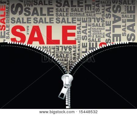 Concepto de la venta
