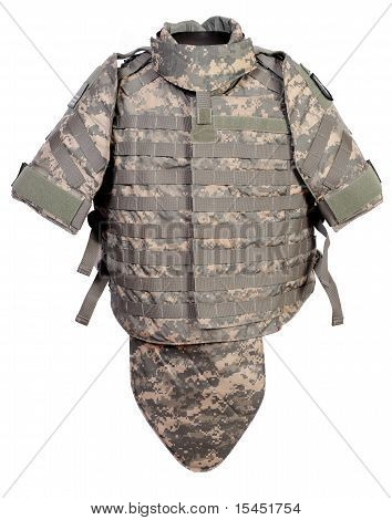 Modern Interceptor Body Armour