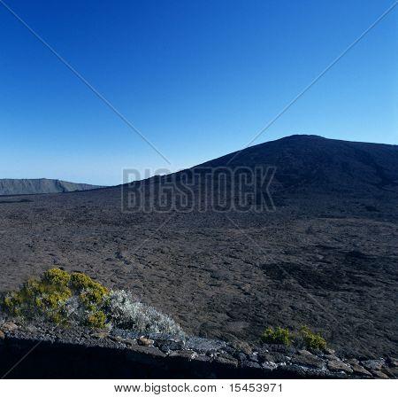 Piton De La Fournaise Volcano, La Reunion Island