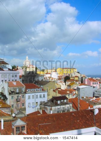 Lisbon_Aerial