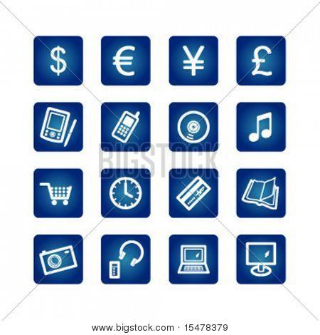 e-Shop-Ikonen