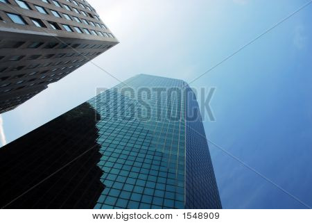 Highrise Buildings In Nyc