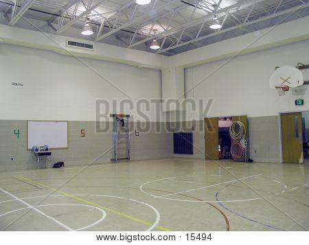 Elementary School Gymnasium