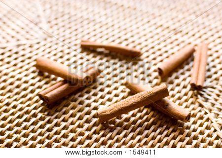 Cinnamon On Rattan