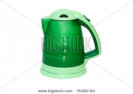 Electric kettle for boiling waters