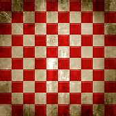 Large Checkered Grunge