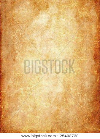 Jahrgang Jahre alten Hintergrundpapier