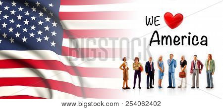 We Love America A Group