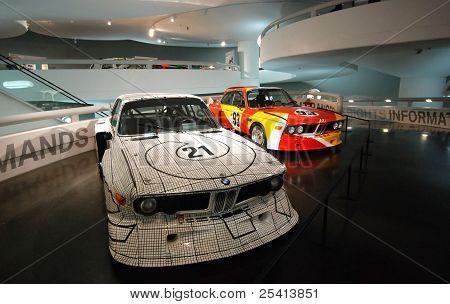 Bmw Classic Sport Cars