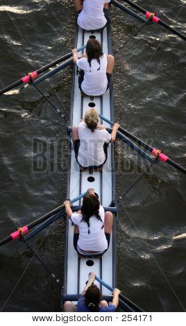 Womens Rowing Team
