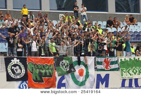 Fc Obolon Supporters