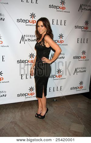 LOS ANGELES - NOV 16:  Lacey Chabert arrives at the