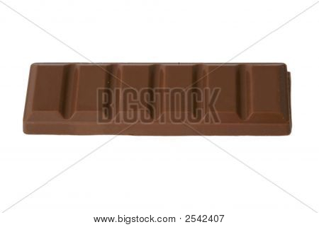 Chocolate Block. Portions. Chocolate Bar.
