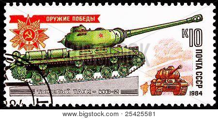 Soviet Union Joseph Stalin Is-2 Tank Wwii
