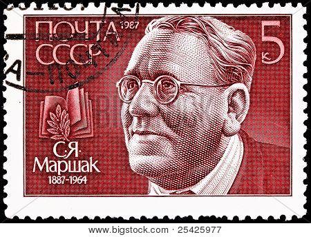 Samuil Marshak Russian Children's Poet