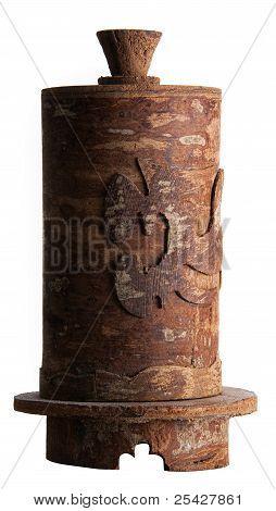 Cinnamon Wooden Box