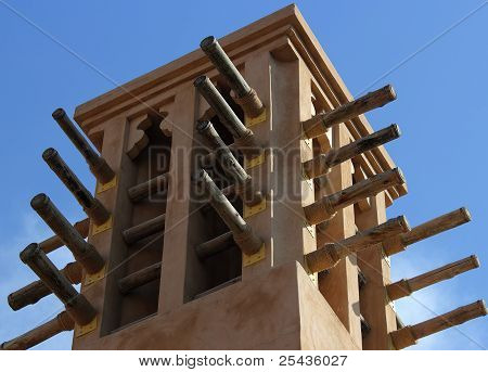 Old Wind Tower