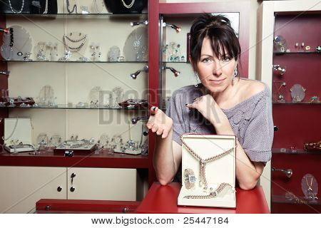 Portrait of small business owner
