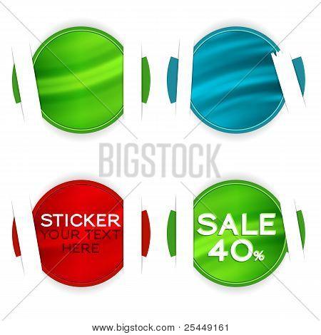 Collect Sticker