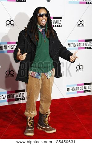 LOS ANGELES - NOV 20: Lil Jon at the 2011 American Music Awards held at Nokia Theatre L.A. Live on November 20, 2011 in Los Angeles, California