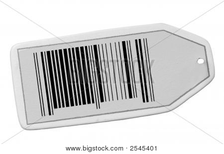 Tag With Barcode