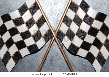 Checkered Flaggs