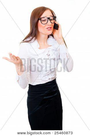Young Businesswoman Portrait
