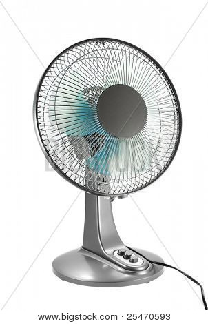 Electric fan isolated