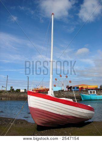 Carraigaholt Boat