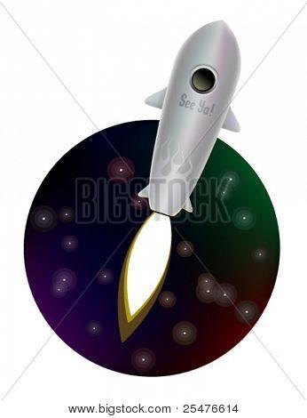 Rocket (vector)