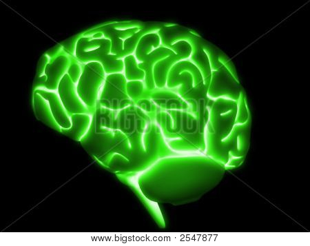 Cérebro brilhante