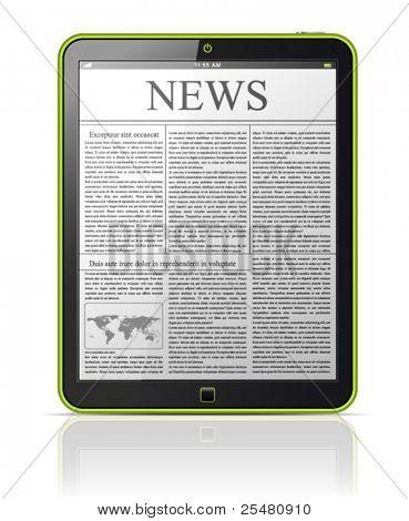 Noticias sobre genéricos Tablet PC.