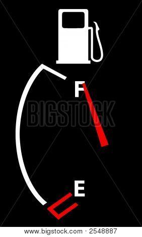 Calibre de gasolina gasolina
