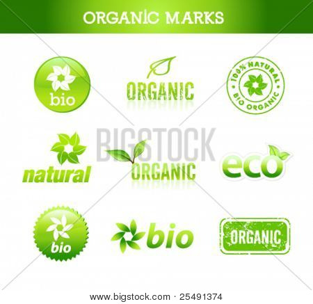 Collection of Organic Marks