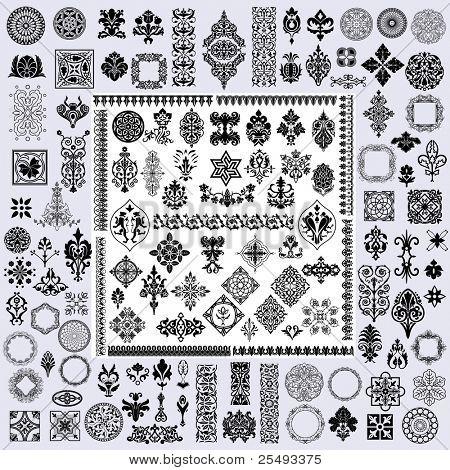 120 retro-Elemente