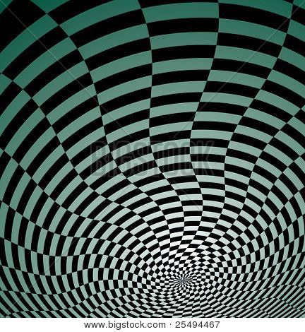 Optical illusion wallpaper:raster version