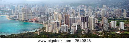 Honolulu-panorama