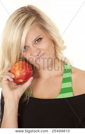 Woman Not Happy With fruit