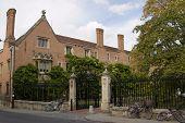 foto of magdalene  - Magdalene College - JPG