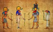 stock photo of bastet  - Image of the egyptian gods  - JPG