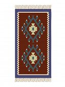 stock photo of tabriz  - Bosnian traditional carpet - JPG