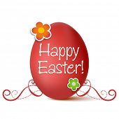 image of happy easter  - Easter greeting card - JPG