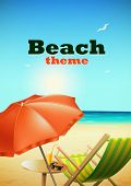 picture of bum  - Beach theme - JPG