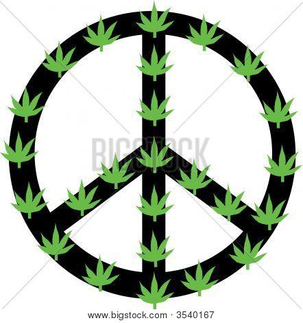 Peace Sign Hemp