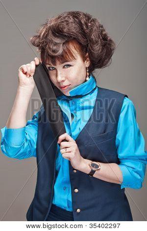 Beatiful Stewardess